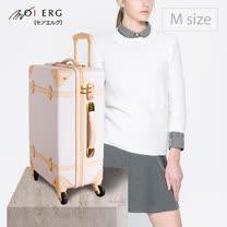 【MOIERG】Traveler下一站,海角天涯ABS YKK trunk (M-20吋) White