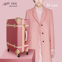 【MOIERG】Traveler下一站,海角天涯ABS YKK trunk (M-20吋) Pink