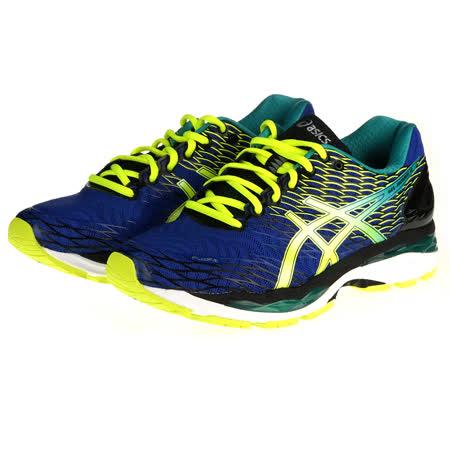 【ASICS】亞瑟士 GEL-NIMBUS 18  頂級慢跑鞋 男  T600N4307
