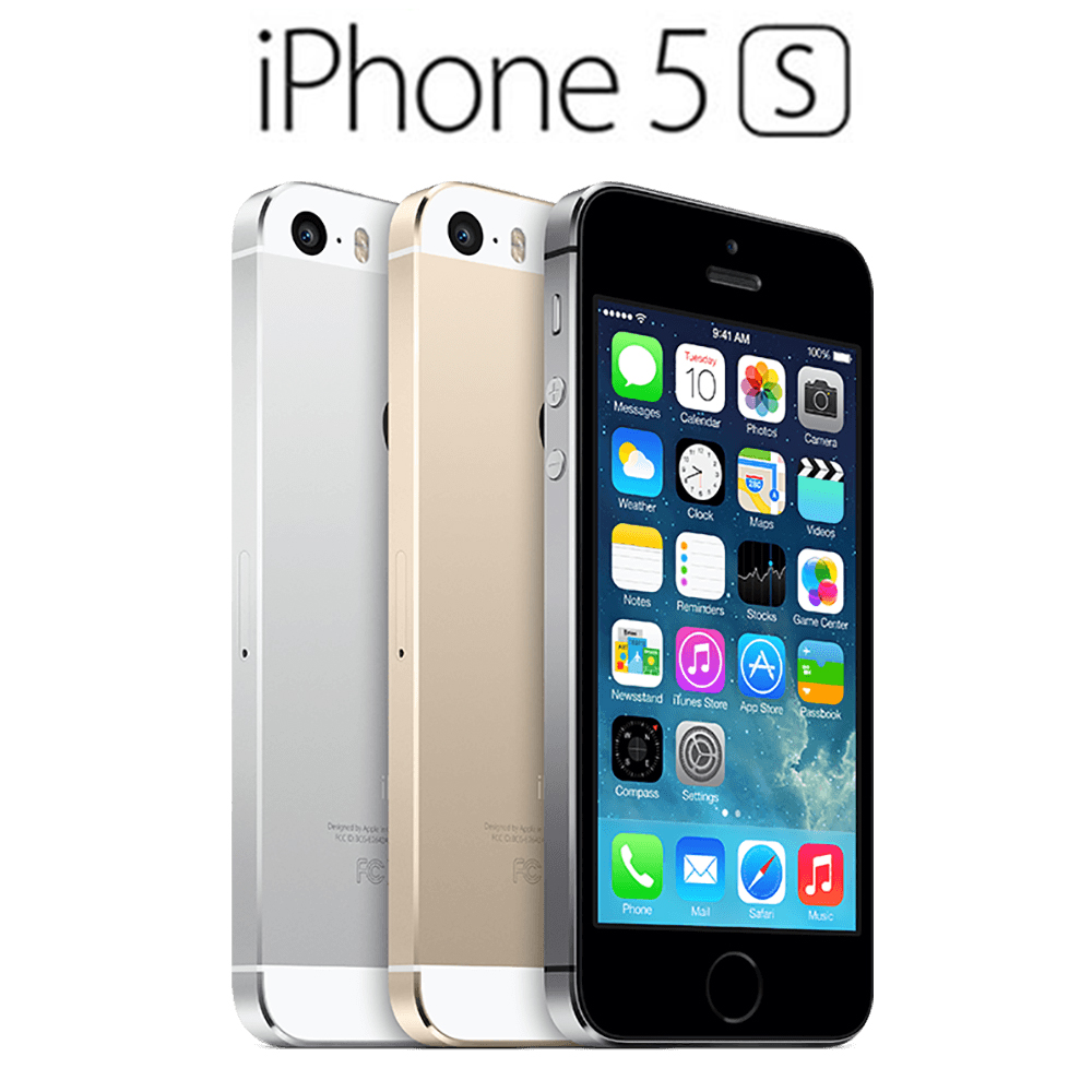 福利品 APPLE_iPhone 5S 64GB (九成新)