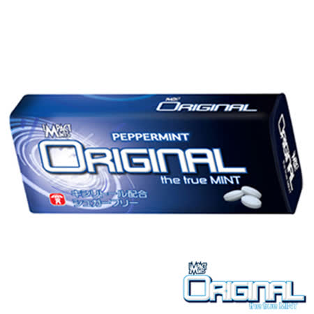 IMPACT Original無糖薄荷錠-沁涼薄荷口味 30g