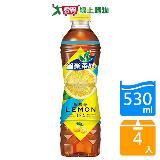 雀巢茶品檸檬茶 530ml*4