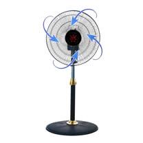 皇瑩 12吋超循環涼風扇(HY-1217R)-專利新型360轉