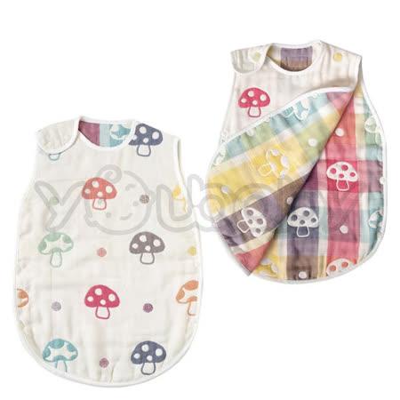 日本 Hoppetta 六層紗蘑菇防踢背心(幼童版)