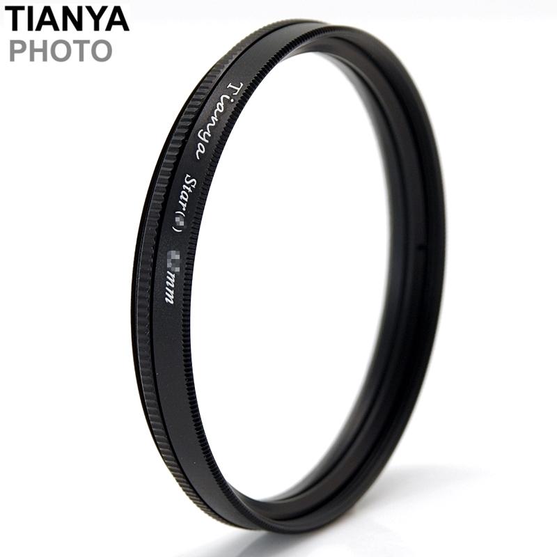 Tianya天涯米字8線星芒鏡(口徑:55mm;可調.可旋轉)