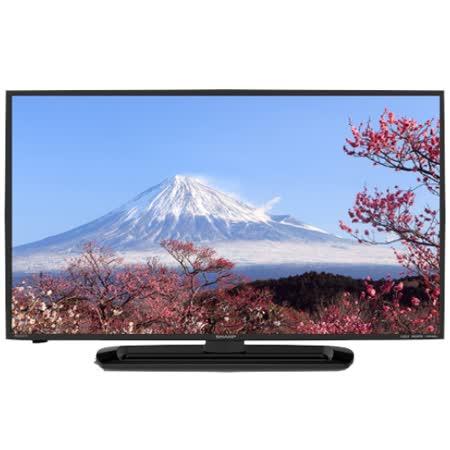 SHARP夏普 40吋FHD 240Hz LED液晶電視 LC-40LE275T