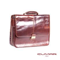 CUMAR 義大利原裝進口公事包 (附鑰匙) 0296-B7902