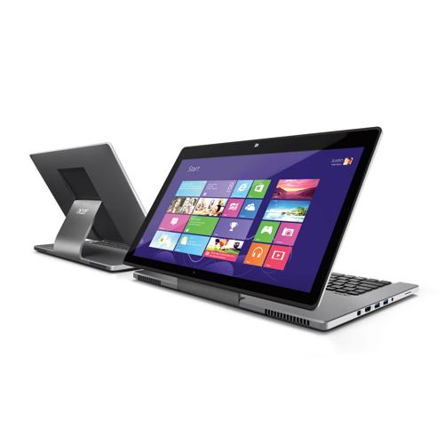 ACER 宏碁 R7-372T-573Q 13吋FHD i5-6200U 256SSD 10點觸控 全新進化變形筆電