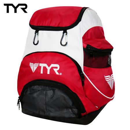 美國TYR 鐵人後背包 Alliance Team Backpack II 紅 台灣總代理