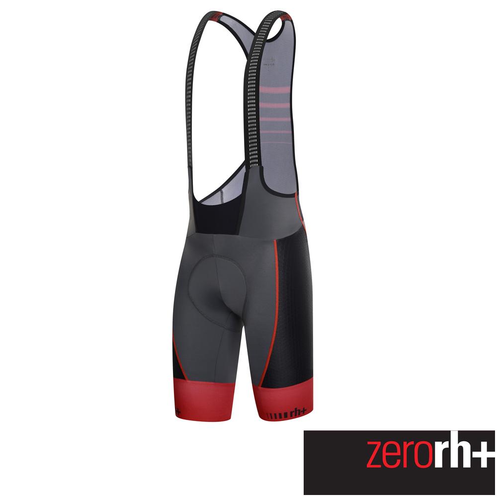 ZeroRH 義大利 SPEEDCELL流線型低風阻競賽自行車褲^(男^) ~黑、灰、白~