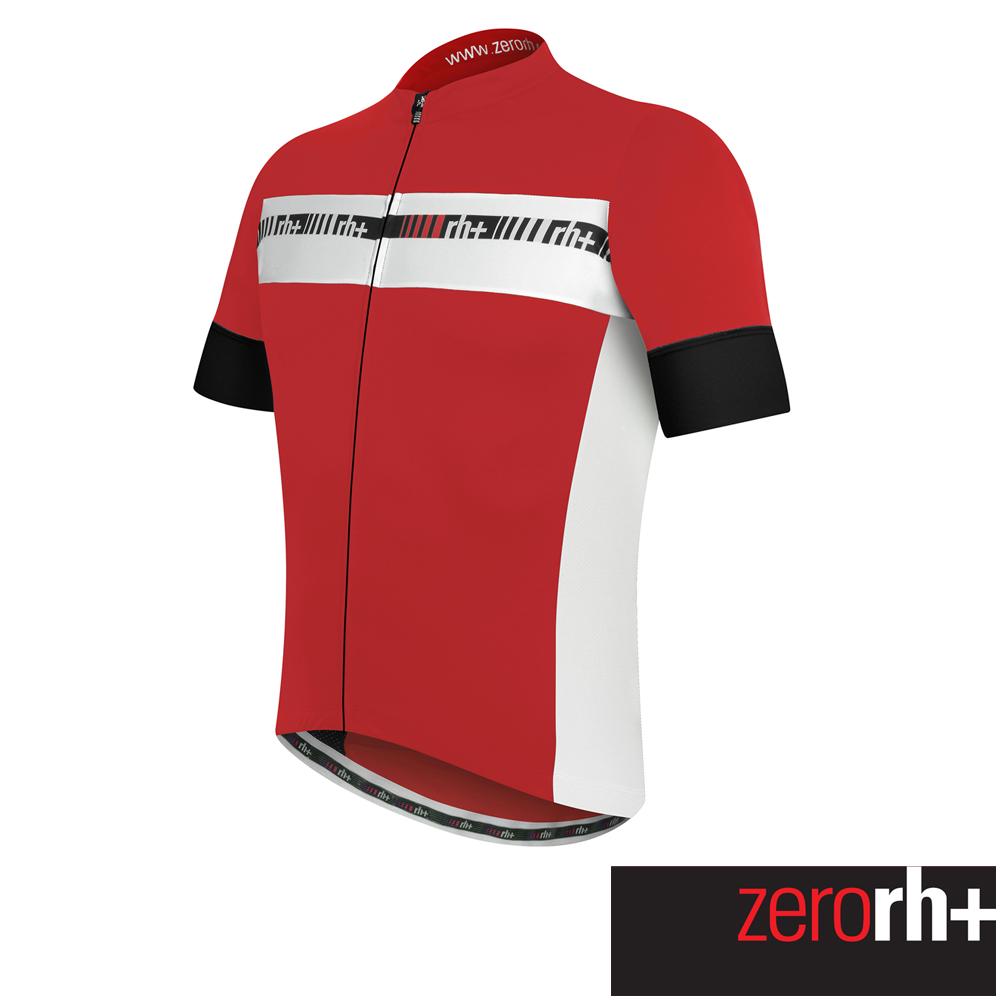 ZeroRH 義大利ACADEMY 自行車衣^(男^) ~黑紅、黑螢光黃、紅、黑、白、螢光