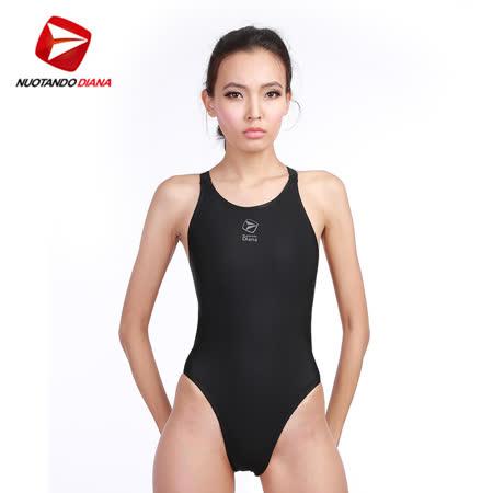 義大利DIANA成人時尚連身泳裝-NP11001送美國Barracuda泳鏡