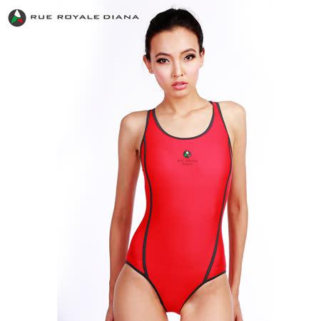 義大利DIANA成人時尚連身泳裝-R110004送美國Barracuda泳鏡