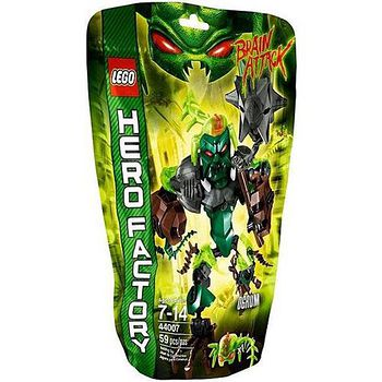 LEGO樂高積木 Hero Factory英雄工廠系列-綠晶魔OGRUM (LT-44007)
