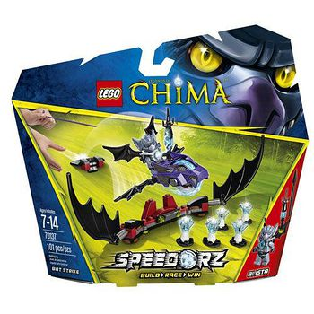 LEGO樂高積木 Chima神獸傳奇系列-蝙蝠攻擊 (LT-70137)