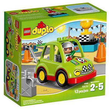 LEGO樂高積木 Duplo得寶系列-拉力賽車 (LT-10589)