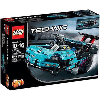 LEGO樂高積木 Technic科技系列-短程高速賽車 (LT-42050)