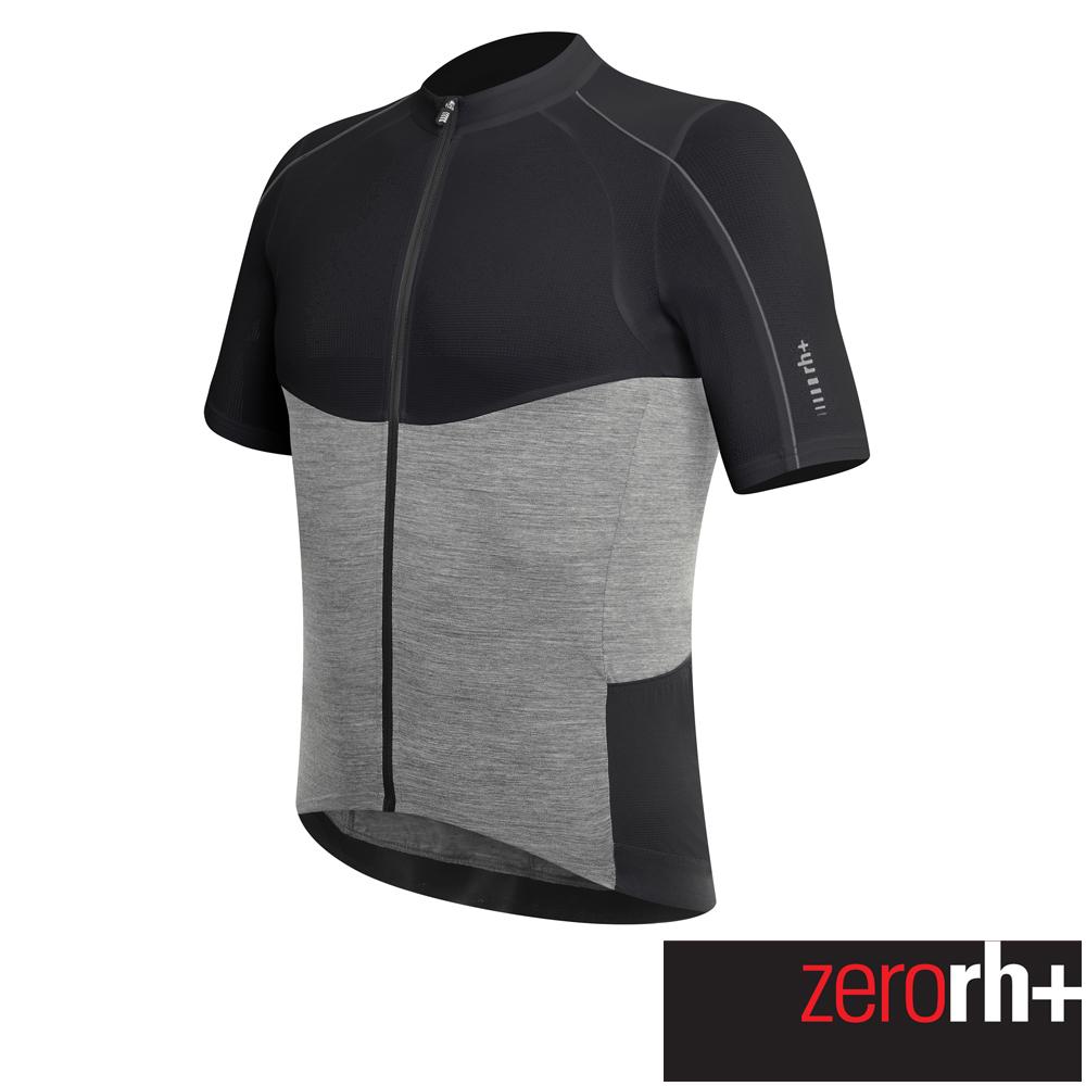 ZeroRH 義大利WOOL AIRX羊毛系列 自行車衣^(男^) ~黑色、白色~ ECU