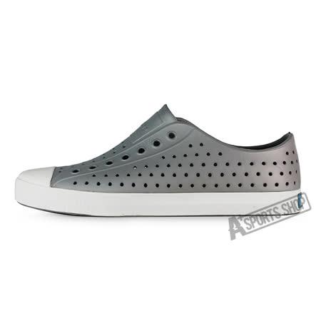 NATIVE (男女) JEFFERSON 懶人鞋 灰-001001500
