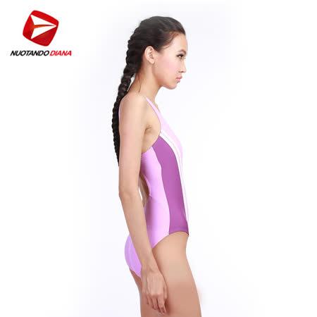 義大利DIANA成人時尚連身泳裝-N110024送美國Barracuda泳鏡