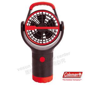 ~美國 Coleman~BATTERYLOCK杯架風扇.小電扇.移動便攜式風扇.迷你電扇.