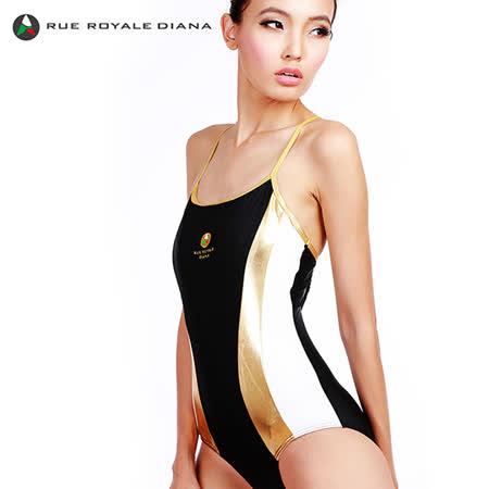 義大利DIANA成人時尚連身泳裝-R110002送美國Barracuda泳鏡