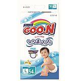 【GOO.N 日本大王】紙尿褲境內版  L(54*4串/箱)