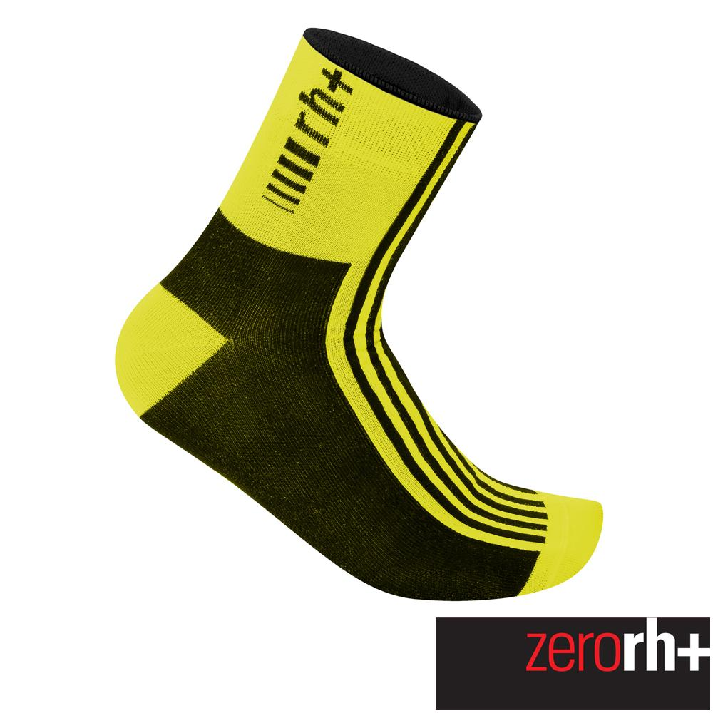 ZeroRH 義大利FUEGO高筒 襪 13 cm  ~黑白、螢光黃、白黑~ ECX907
