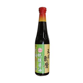 大同純釀醬油(天釀聚醬)400ml