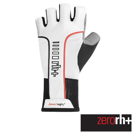 ZeroRH+ 義大利IMPACT低風阻專業自行車半指手套 ECX9088