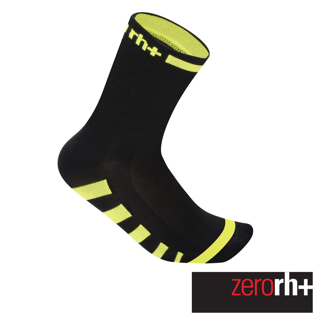 ZeroRH 義大利ERGO高筒 襪^(13 cm^) ~黑白、黑黃~ ECX9093