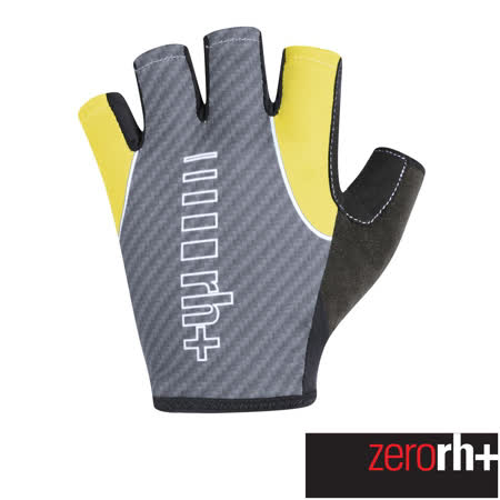 ZeroRH+ 義大利ZERO專業自行車半指手套 ●黑/白、螢光黃、粉紅● ECX9097