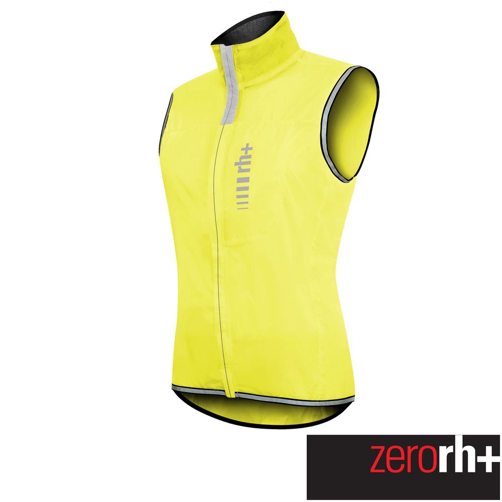 ZeroRH 義大利 多用途防潑水背心風衣^(女^) ~黑色、白色、螢光黃~ SSCD36