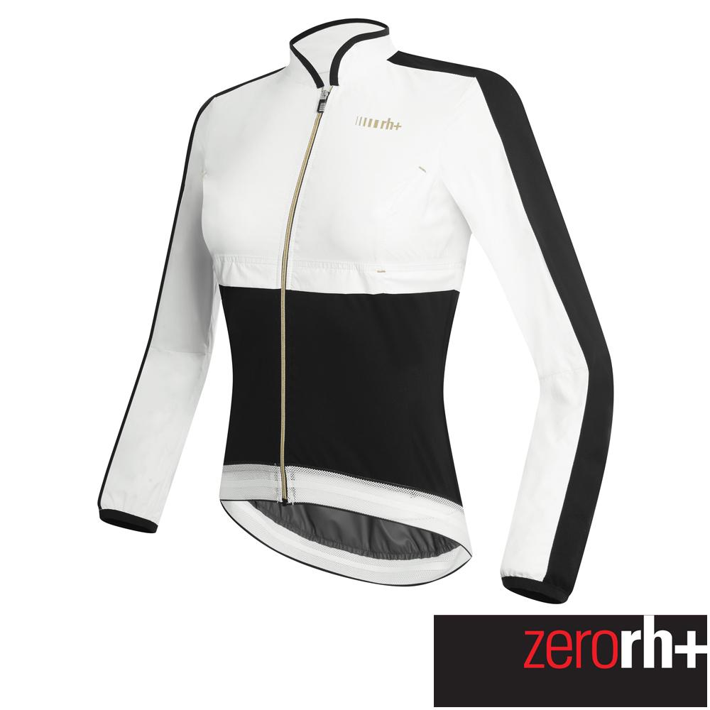 ZeroRH 義大利 防水風衣^(女^) ~黑色、白色、白黑色~ SSCD399
