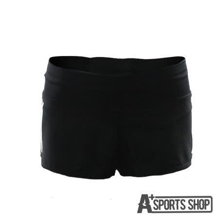 ADIDAS (女) 愛迪達 GYM SHORT 3S 短褲 黑-AJ4851