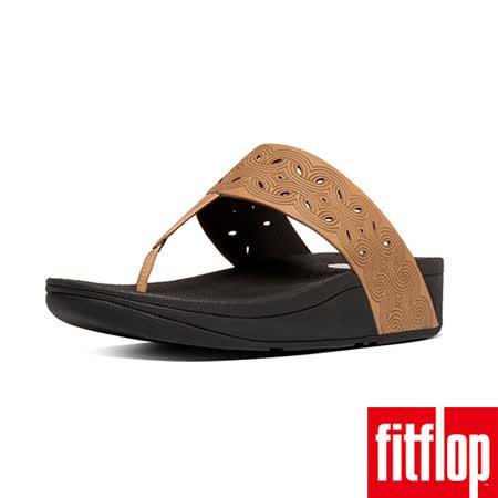 FitFlop™- (女款)BAHIA™-炭褐色