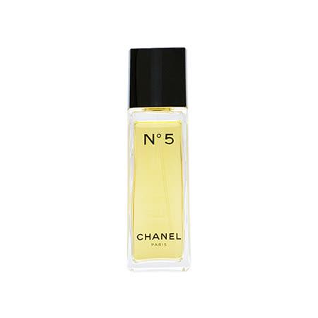 CHANEL香奈兒 N°5 女性淡香水100ml 贈派盒及隨機小物
