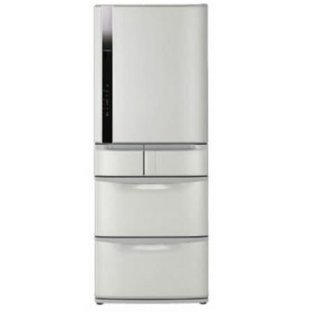 好禮送【HITACHI日立】519L日製變頻五門冰箱RS53EMJ(不銹鋼SH)~加碼送歌林循環扇
