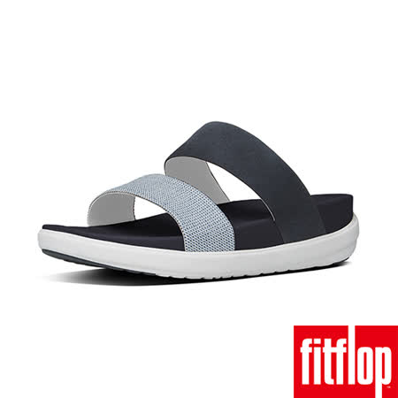 FitFlop™- (女款)LOOSH™ SLIDE-藍色