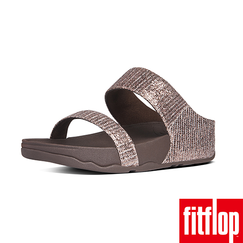 FitFlop™- (女款)LULU™ SUPERGLITZ SLIDE-銅色