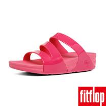 FitFlop™- (女款)SUPERJELLY™ TWIST-泡泡糖色
