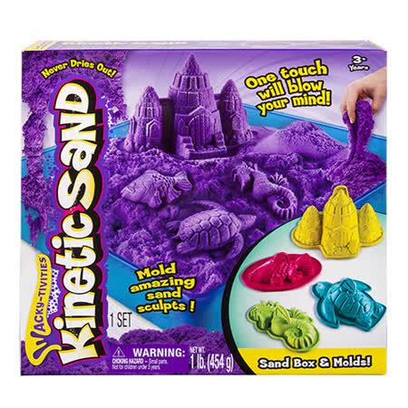《 Kinetic Sand 》魔法動力沙 - 海灘遊戲組