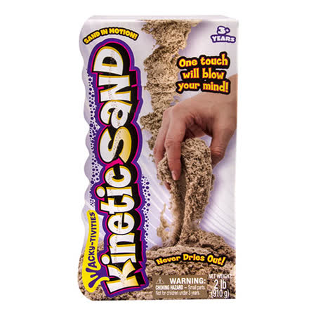 《 Kinetic Sand 》魔法動力沙-經典原色組