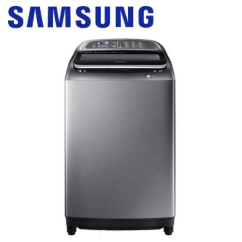 SAMSUNG三星 16公斤雙效手洗變頻洗衣機 WA16J6750SPTW