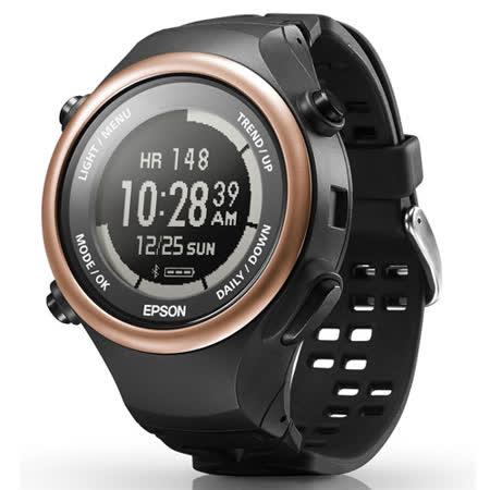 Epson PULSENSE PS-600 心率有氧教練腕錶