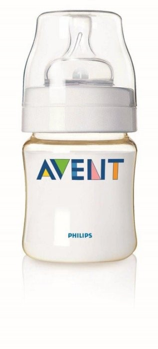 PHILIPS Avent 新安怡 經典PES防脹氣奶瓶-125ml 單入 E65A049008