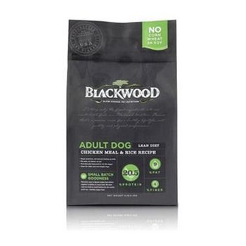 Blackwood柏萊富 低卡保健配方 雞肉+米 犬糧 30磅 X 1包