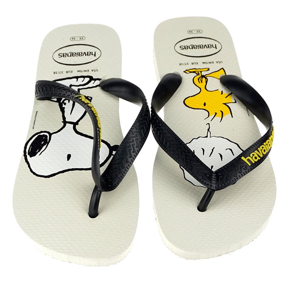 Havaianas 哈瓦仕 巴西拖 沙灘拖鞋 史努比款 HF6N2617WB