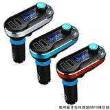 長江 車用藍牙免持通話MP3播放器 HD2
