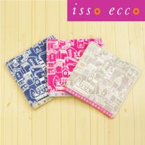 【クロワッサン科羅沙】日本ISSO ECCO今治(imabari towel)~無撚有樂町浴巾70*140cm